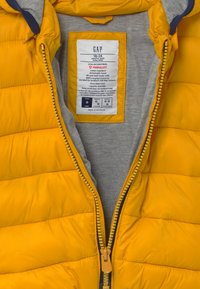 GAP - PUFFER - Winterjacke - golden glow - 3