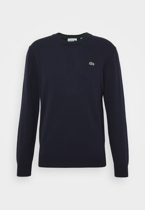 Strikpullover /Striktrøjer - navy blue
