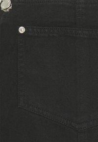 New Look - PADDY PINNY - Robe en jean - black - 2