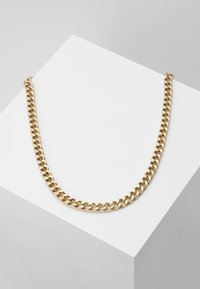 Wild For The Weekend - HEAVY HIT NECKLACE - Collana - antique gold-coloured - 0