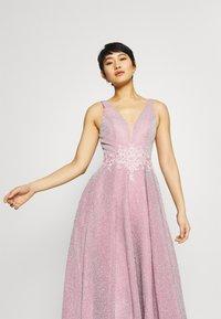 Mascara - Společenské šaty - ice pink - 3