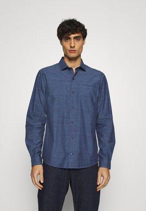 LANGARM - Shirt - blue