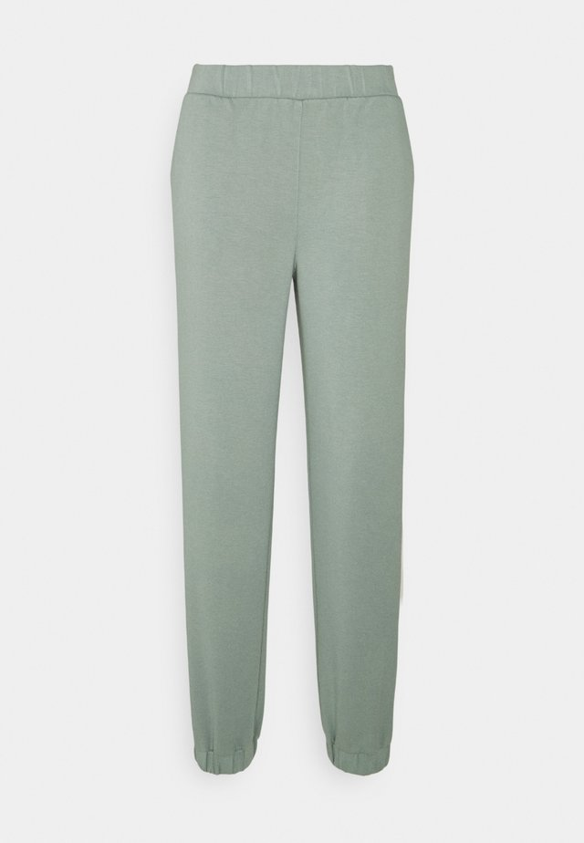 IMA PANTS - Pantaloni sportivi - chinois green
