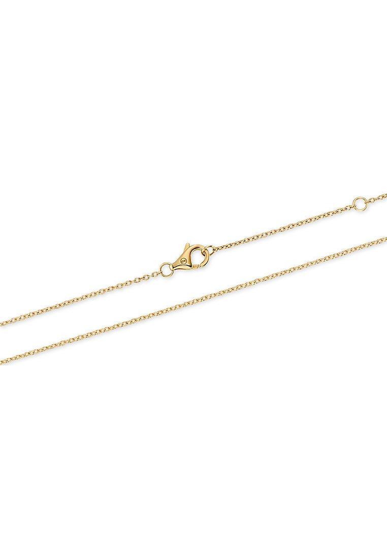Favs Halskette - Gelbgold/gelb