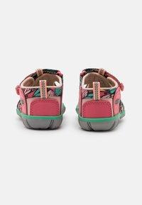 Keen - SEACAMP II CNX UNISEX - Walking sandals - tea rose/peach pearl - 2