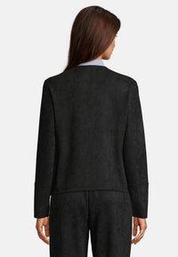 Betty & Co - Faux leather jacket - schwarz - 2
