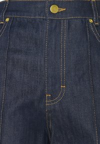 Victoria Victoria Beckham - EXAGERATED WIDE LEG - Jeansy Dzwony - blue denim - 7