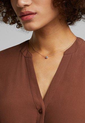 FASHION  - Necklace - rosegold