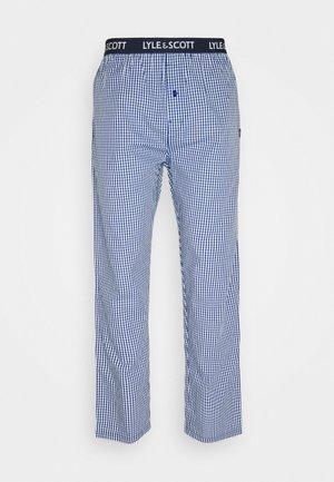 ROBERT - Pyjama bottoms - peacoat