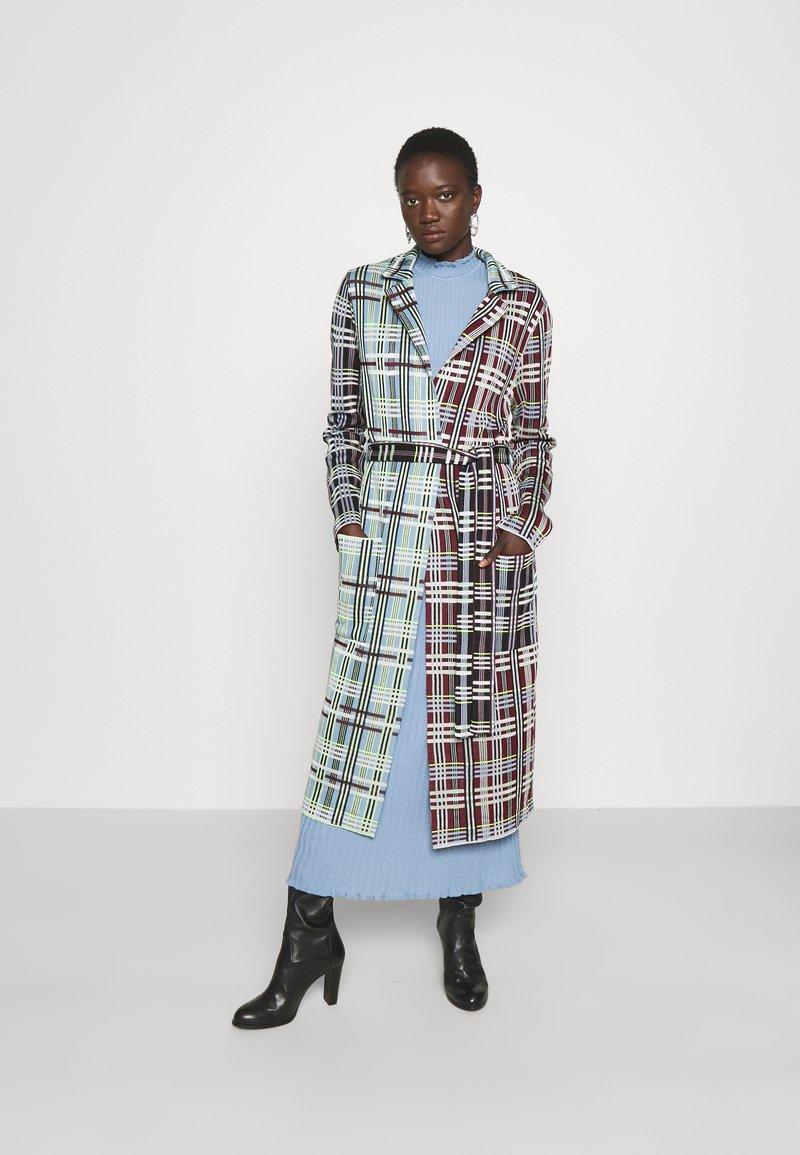 M Missoni - DUST COAT - Manteau classique - multicolor