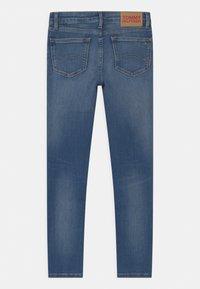 Tommy Hilfiger - NORA SKINNY - Jeans Skinny Fit - summermedblue - 1