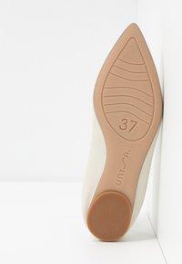 Unisa - ASPAS - Ballet pumps - ivory - 6