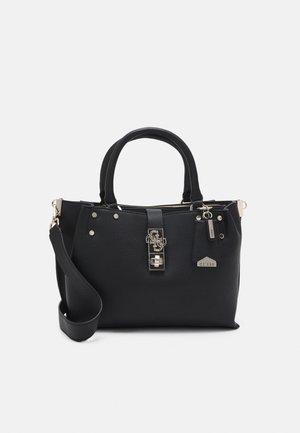 ALBURY GIRLFRIEND SATCHEL - Handbag - black