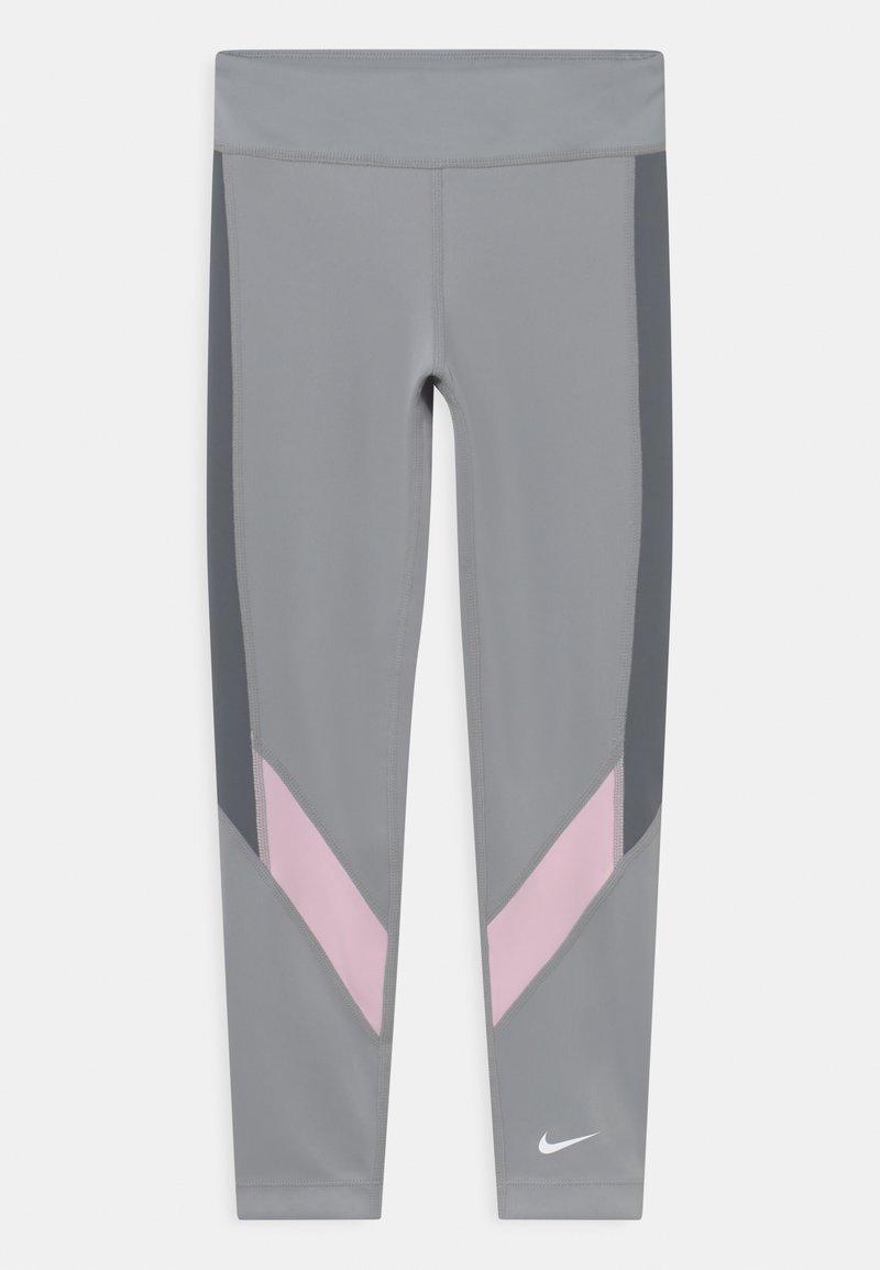 Nike Performance - ONE - Medias - smoke grey/pink foam