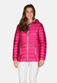 Cero & Etage - Winter jacket - pink - 0