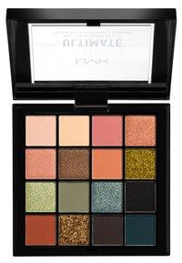 Nyx Professional Makeup - ULTIMATE SHADOW PALETTE - Palette fard à paupière - utopia 16 - 1