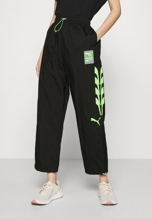 EVIDE TRACK PANT - Tracksuit bottoms - black
