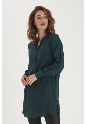 FRNASHINE - Tunic - dark green