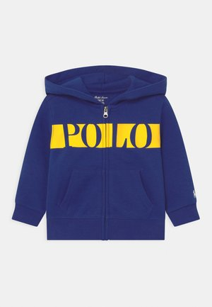 HOOD - Zip-up hoodie - heritage royal