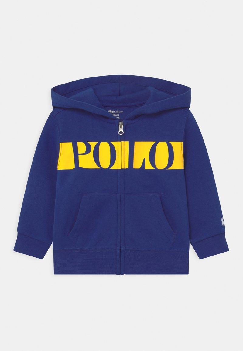 Polo Ralph Lauren - HOOD - Zip-up sweatshirt - heritage royal
