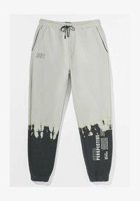 Bershka - Spodnie treningowe - grey - 4