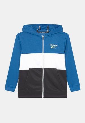 REEBOK CLASSIC ZIP FRONT - Sweater met rits - royal blue