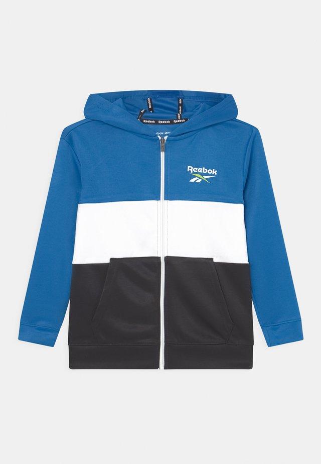 REEBOK CLASSIC ZIP FRONT - Felpa con zip - royal blue