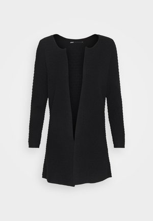 ONLLESLY LECO CARDIGAN - Cardigan - black