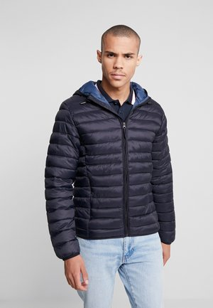 OUTERWEAR - Light jacket - dark navy blue