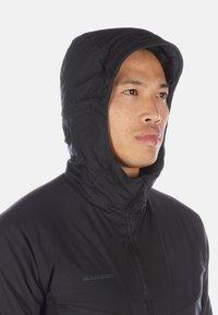 Mammut - RIME LIGHT IN FLEX - Waterproof jacket - black - 2