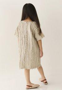 Rora - Day dress - beige - 1