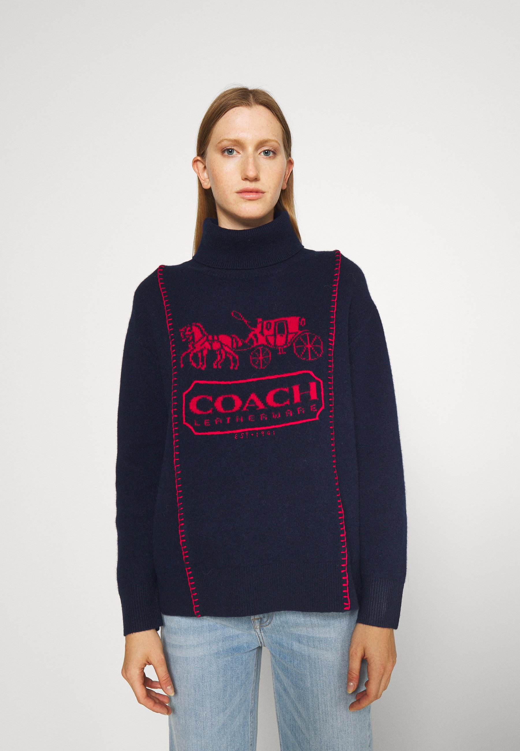 Women HORSE AND CARRIAGE - Jumper