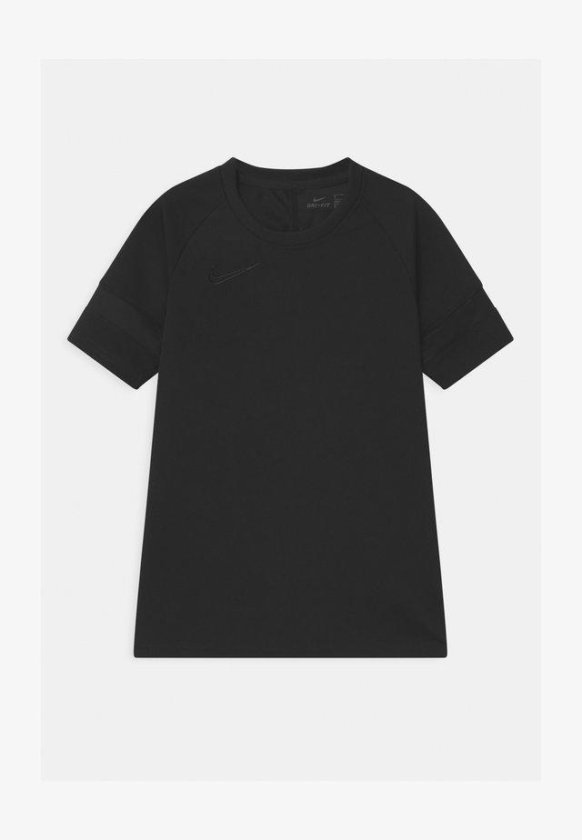ACADEMY UNISEX - T-shirts print - black