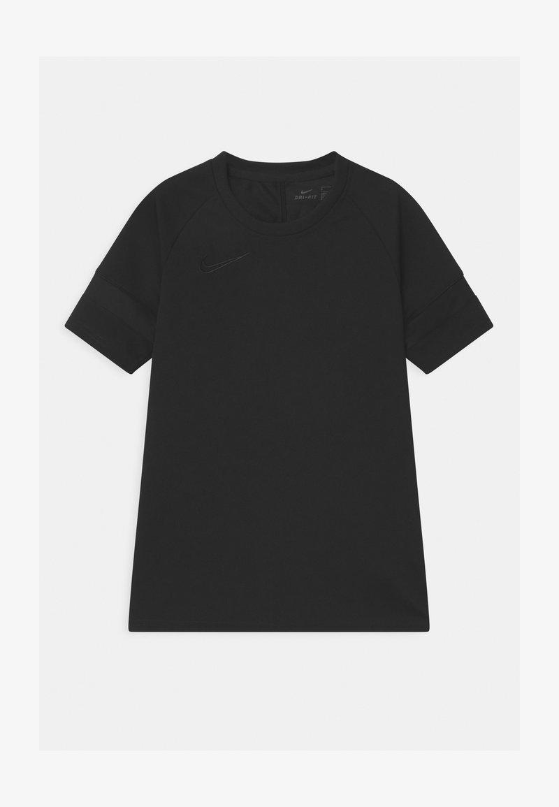 Nike Performance - UNISEX - Triko spotiskem - black