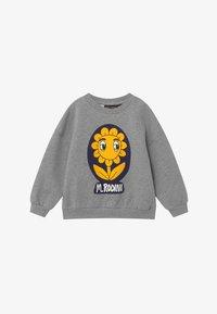 Mini Rodini - BABY FLOWER  - Sweatshirt - grey melange - 2