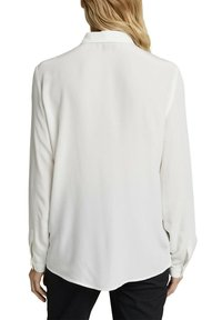 Esprit Collection - TOUCH ECO - Button-down blouse - off white - 6
