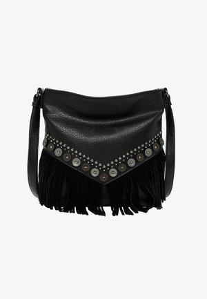 ABBEY - Handbag - black