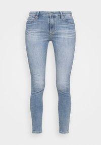 AG Jeans - FARRAH SKINNY ANKLE - Skinny-Farkut - light blue - 4