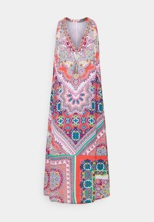 SOHO DRESS - Maxi dress - coral
