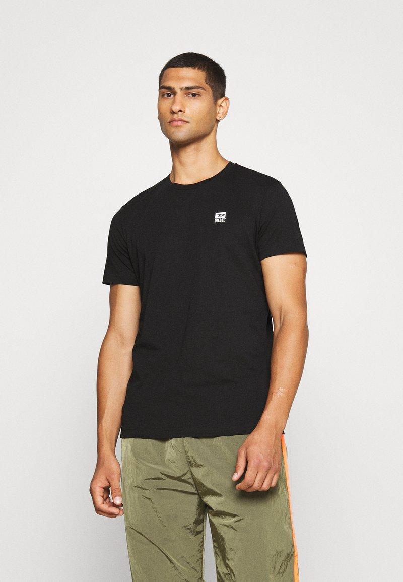 Diesel - T-DIEGOS-K30 - Basic T-shirt - black