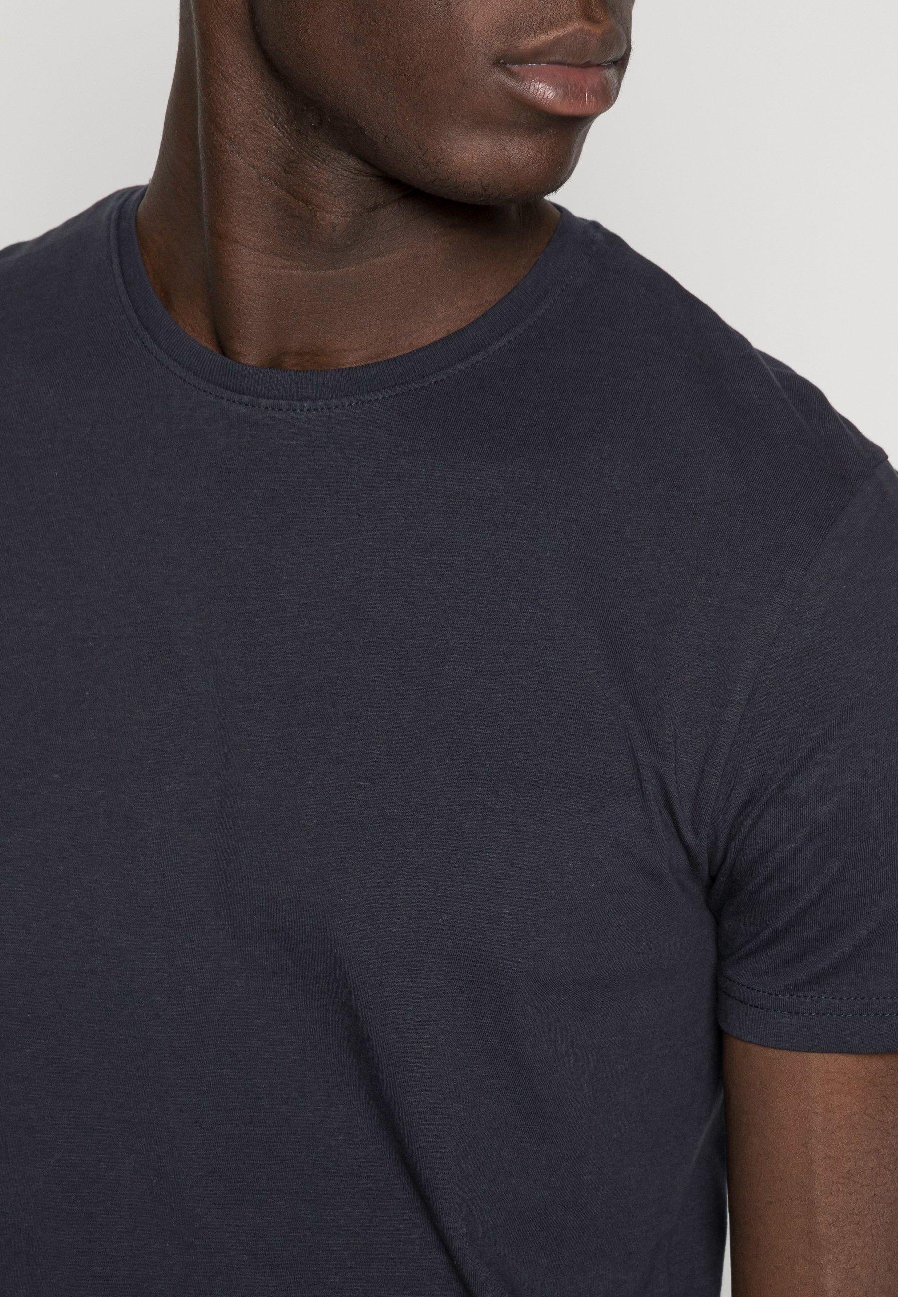 Men BARTON - Basic T-shirt