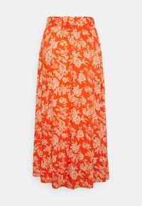 YAS - YASMANISH ANKLE SKIRT  - A-line skirt - tigerlily/manish - 1