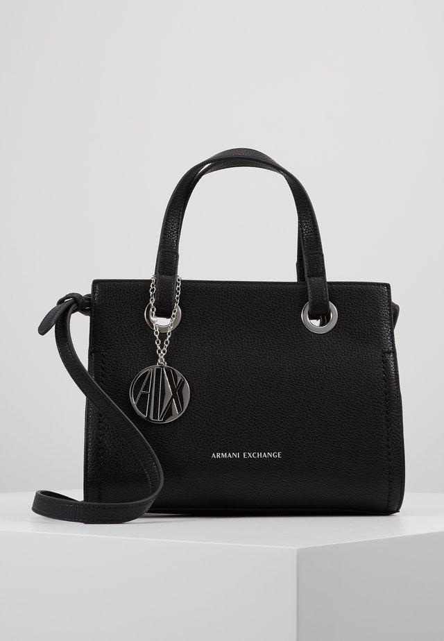 Handtas - nero - black