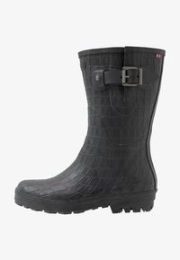Viking - HEDDA CROCO - Kumisaappaat - black - 0