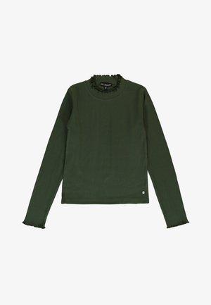 Longsleeve - kombu green