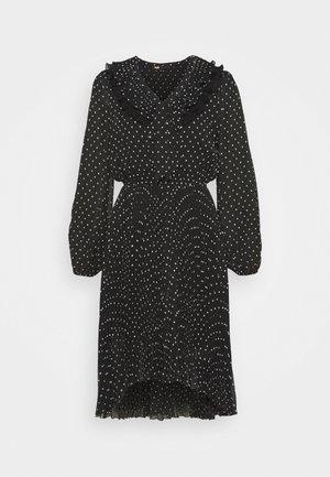 Day dress - noir/blanc