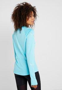 ASICS - LITE SHOW - Bluzka z długim rękawem - ice mint - 2