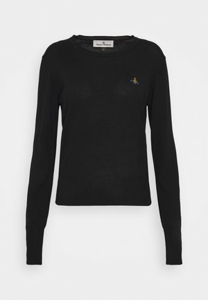 BEA JUMPER - Jumper - black