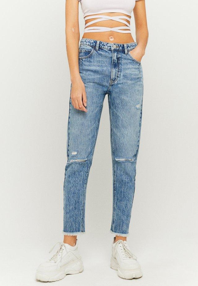 Jeans slim fit - blu034