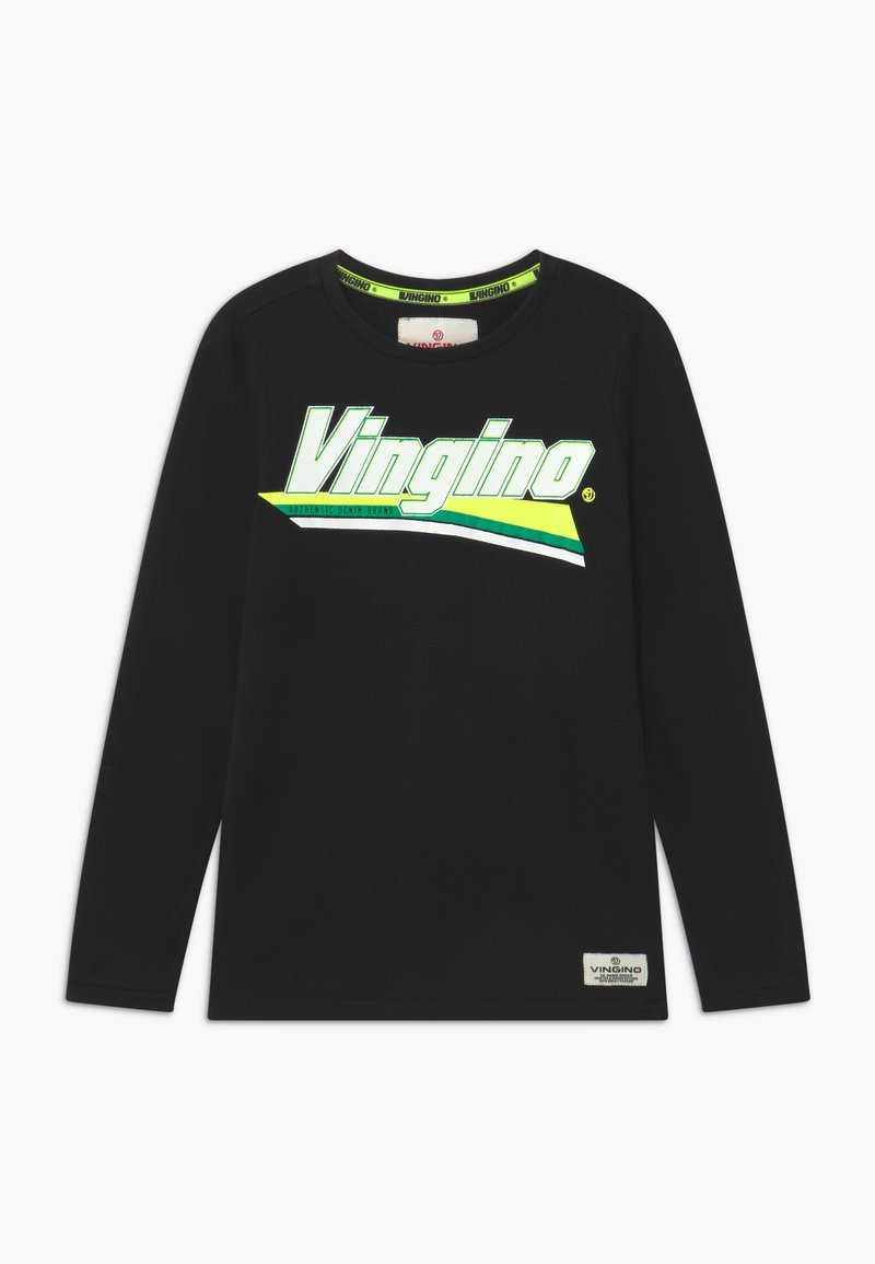 Vingino - JOMIO - Long sleeved top - deep black